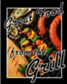 Grilling Recipes, Great Food From The Grill eBook