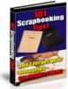 Thumbnail Scrapbooking Ideas, 101 Scrapbooking Tips eBook