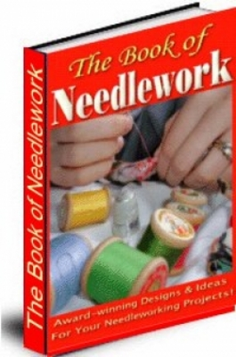 Product picture Needlework, The Book of Needlework eBook