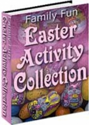 Product picture Family Fun Easter Activity Collection eBook